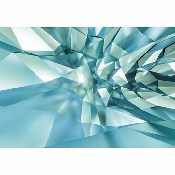 Picture of 3D Crystal Cave Wall Mural