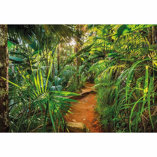 Picture of Jungle Trail Wall Mural