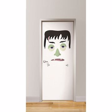 Picture of Frank the Monster Door Decal
