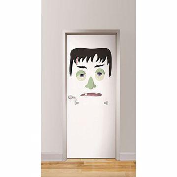 Picture of Frank the Monster Door Decal