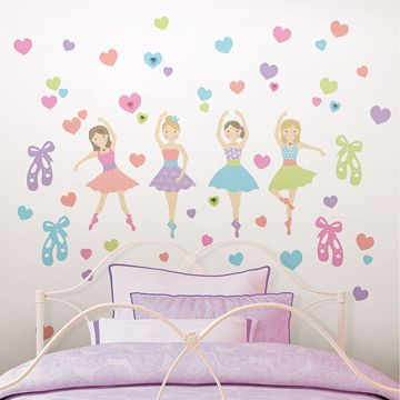 Picture of Prima Ballerina Wall Art Kit