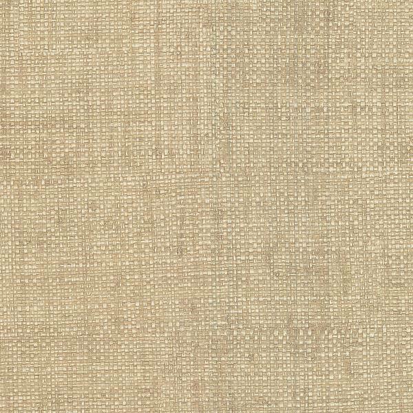 Picture of Caviar Beige Basketweave Wallpaper