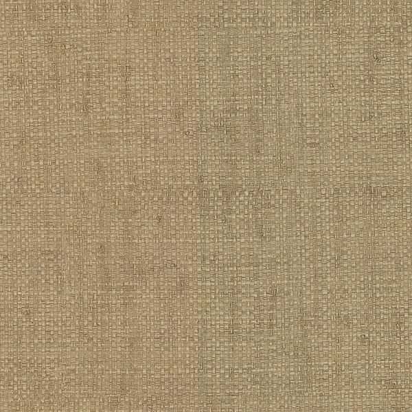 Picture of Caviar Khaki Basketweave Wallpaper