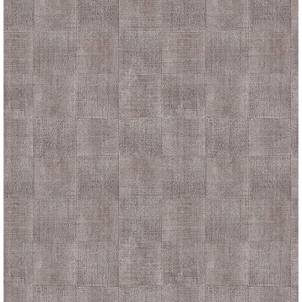 Picture of Larue Platinum Block Wallpaper