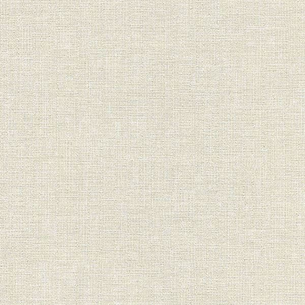Picture of Gabardine Off-White Linen Texture Wallpaper