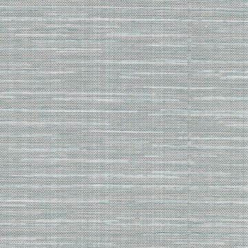 Picture of Bay Ridge Blue Faux Grasscloth Wallpaper