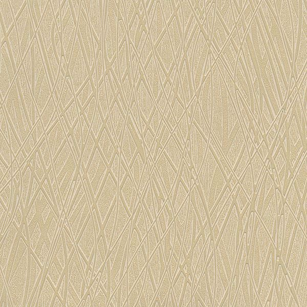 Picture of Allegro Gold Embossed Wallpaper