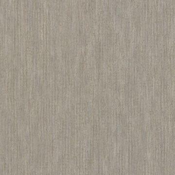 Picture of Sistine Taupe Stripe Texture Wallpaper
