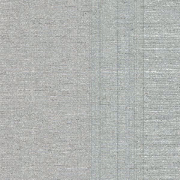 Picture of Aspero Silver Faux Grasscloth Wallpaper