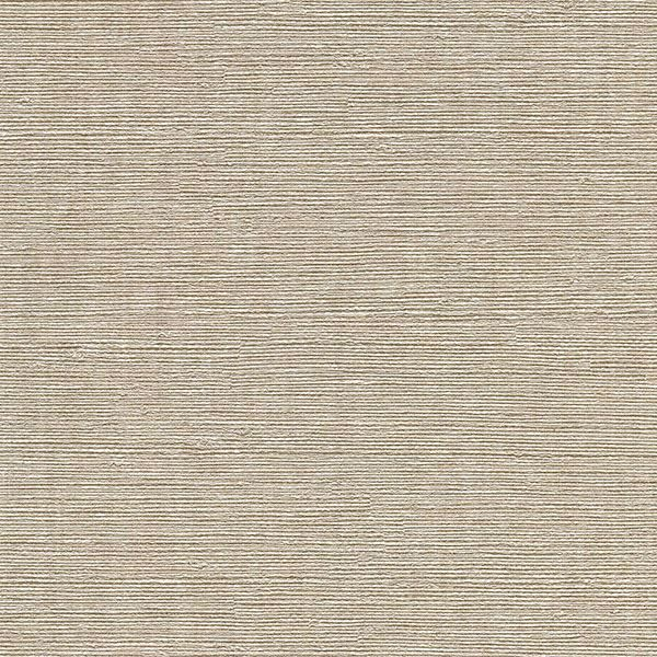 Picture of Aspero Platinum Faux Grasscloth Wallpaper