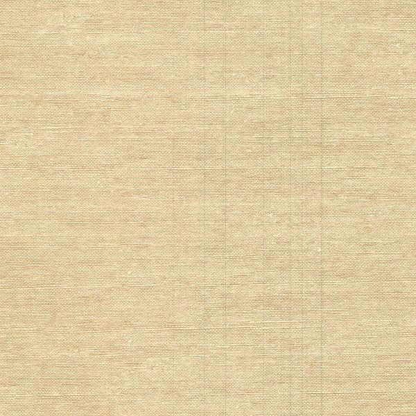 Picture of Aspero Wheat Faux Grasscloth Wallpaper