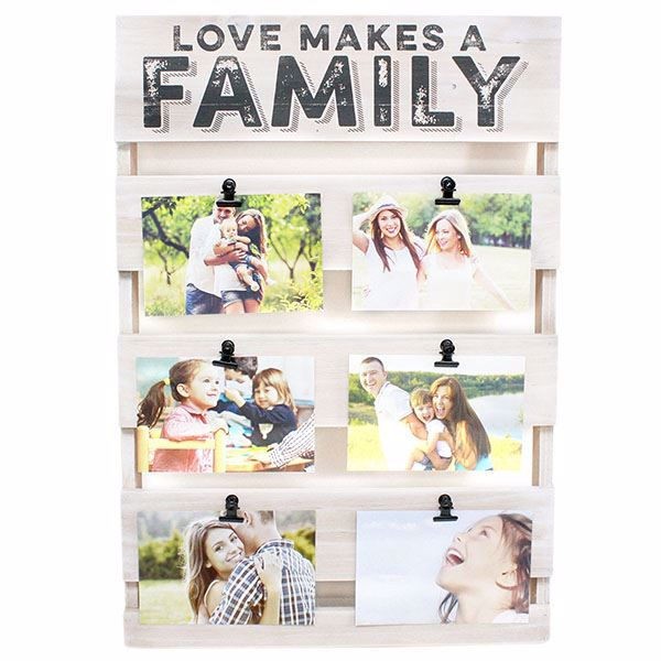 Picture of Divan Family Collage Frame