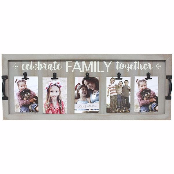 Picture of Mulkey Family Collage Frame