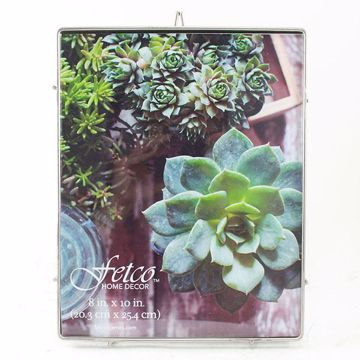 Picture of Franco Pewter 8x10 Press Picture Frame