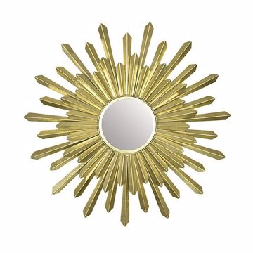 Picture of Bembury Gold Sunburst Mirror