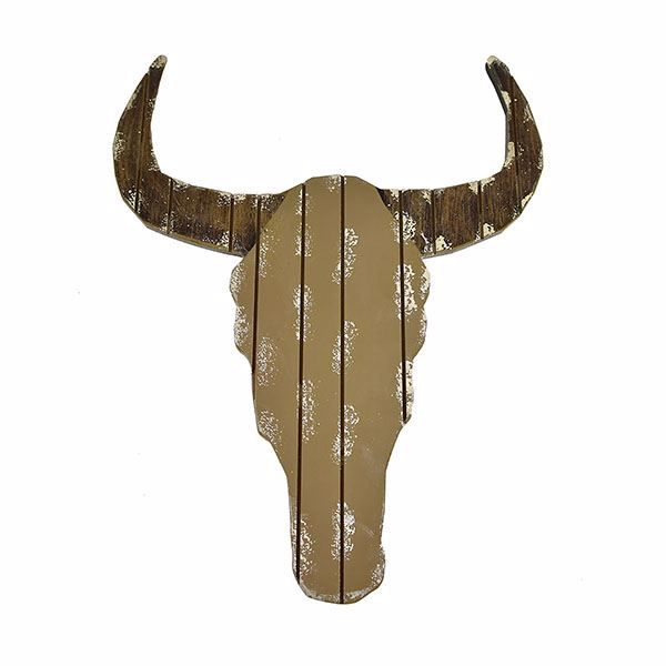 Picture of Steer Head Wall Decor