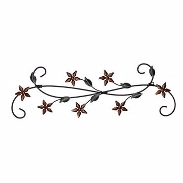 Picture of Katelyn Floral Metal Wall Art