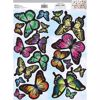 Butterfly Wings Wall Stickers
