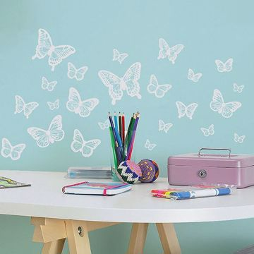 Picture of Butterfly Sky Wall Stickers