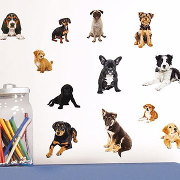 Picture of Luv Puppies  Wall Stickers