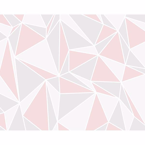 Picture of Pink Radian Wall Mural