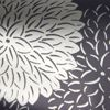 Blithe Charcoal Floral Wallpaper