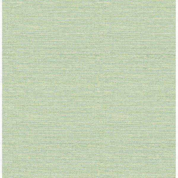 Picture of Agave Green Grasscloth Wallpaper