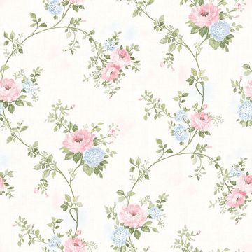 Picture of Mimosa Pastel Trail Wallpaper