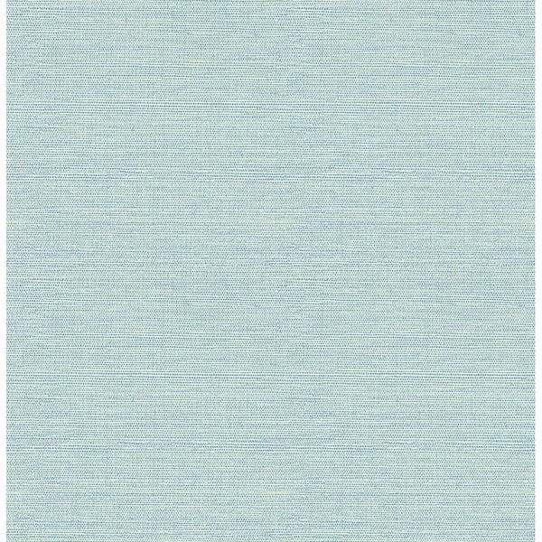 Picture of Agave Teal Grasscloth Wallpaper