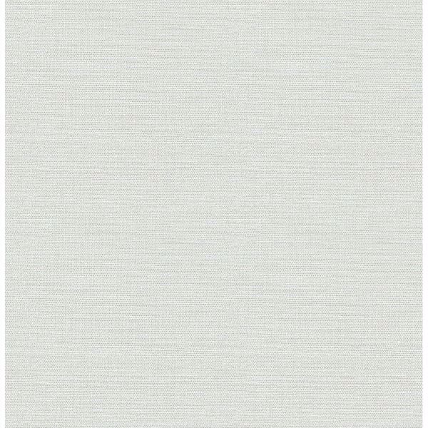 Picture of Agave Light Blue Grasscloth Wallpaper