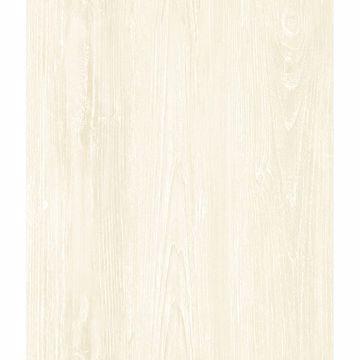 Picture of Mapleton Cream Wood Wallpaper