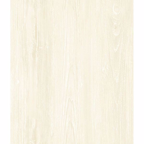 Picture of Mapleton Cream Wood Wallpaper