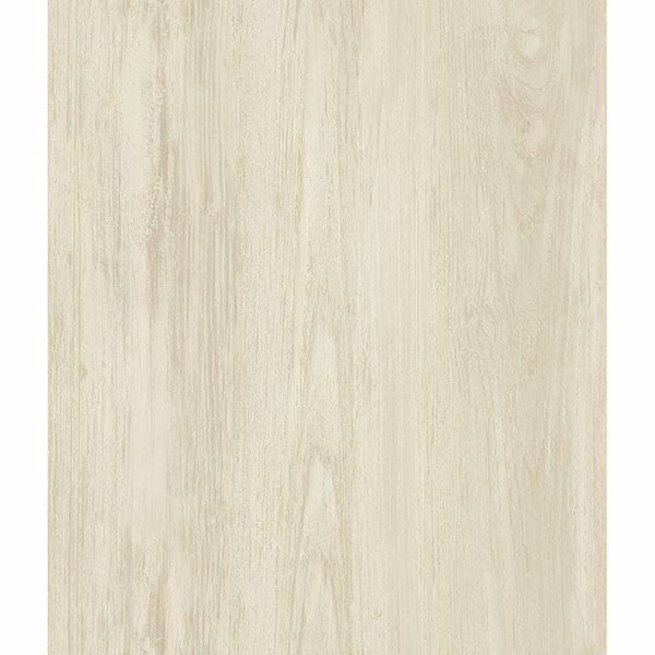 Picture of Mapleton Beige Wood Wallpaper