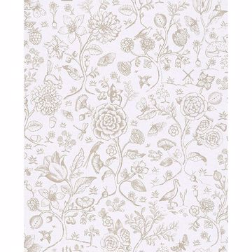 Picture of Ambroos Bone Woodland Wallpaper