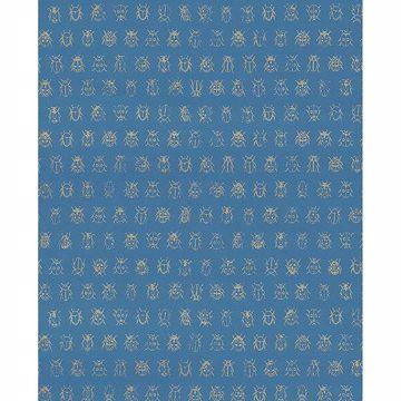Picture of Flikker Sapphire Beetle Wallpaper