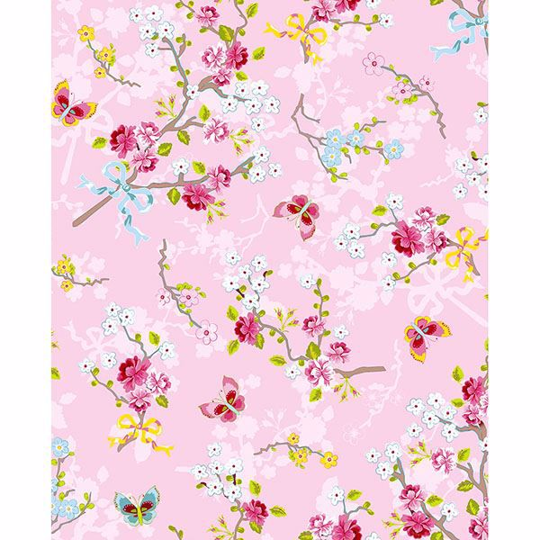 Picture of Ilse Blush Cherry Blossom Wallpaper