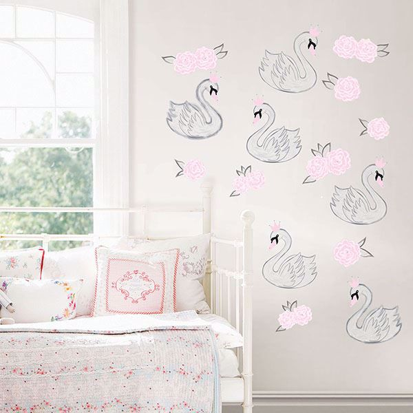 Picture of Swan Song Wall Art Kit