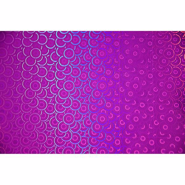 Picture of Holographic Pink Circles Adhesive Film