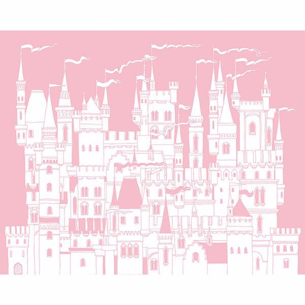 Picture of Princess Castle Wall Mural
