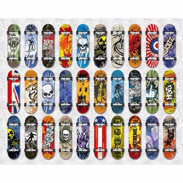 Picture of Skateboard Wall Mural