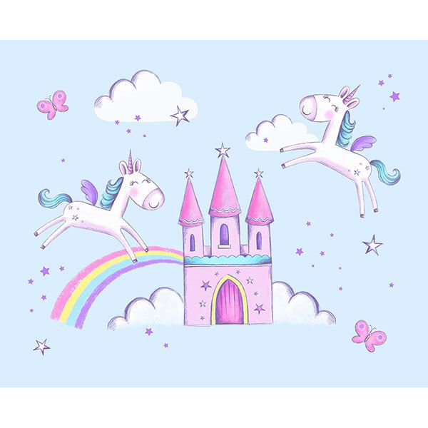 Picture of Unicorns Wall Mural