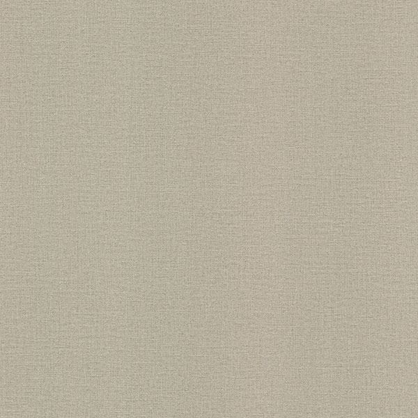 Picture of River Taupe Linen Texture Wallpaper