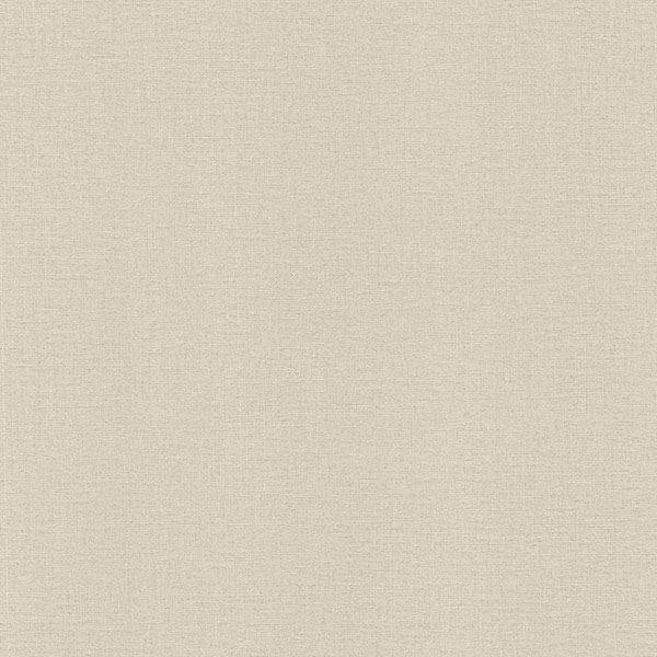 Picture of River Beige Linen Texture Wallpaper