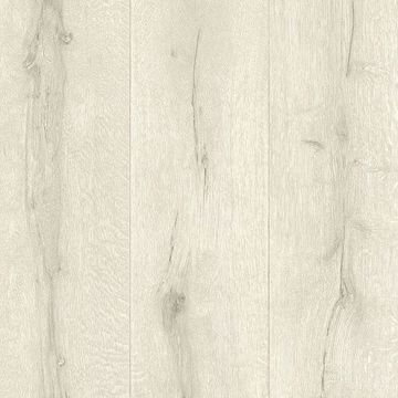 Picture of Doone Cream Plank Wallpaper