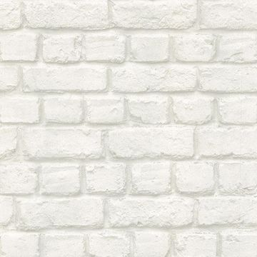 Picture of Chicago Dove Brick Wallpaper