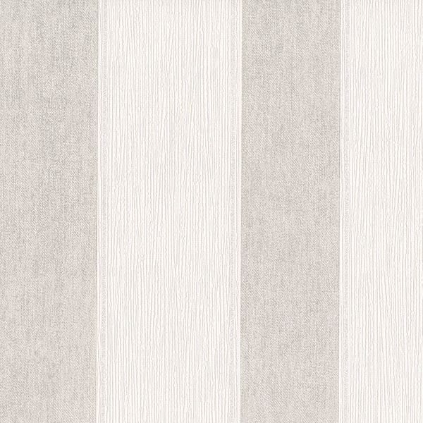 Picture of Lourdes Grey Stripe Wallpaper