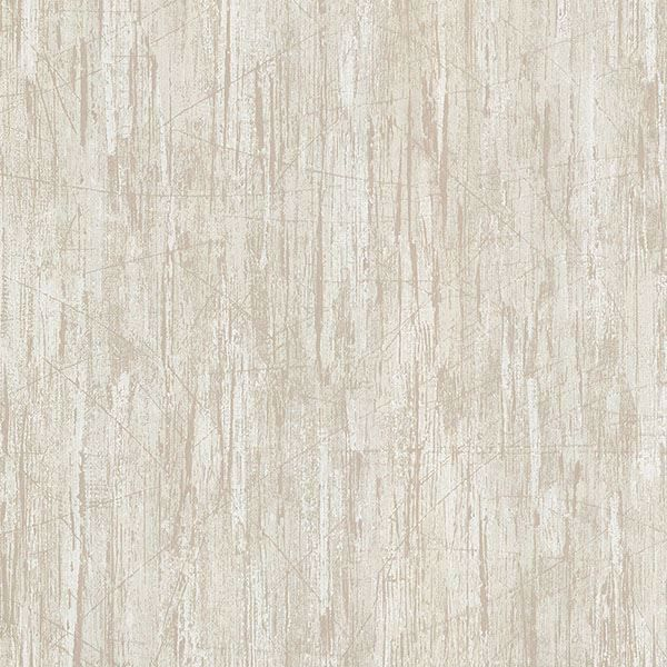 Picture of Catskill Light Brown Distressed Wood Wallpaper
