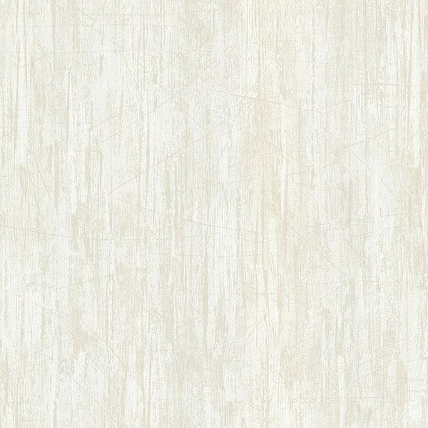 Picture of Catskill Beige Distressed Wood Wallpaper