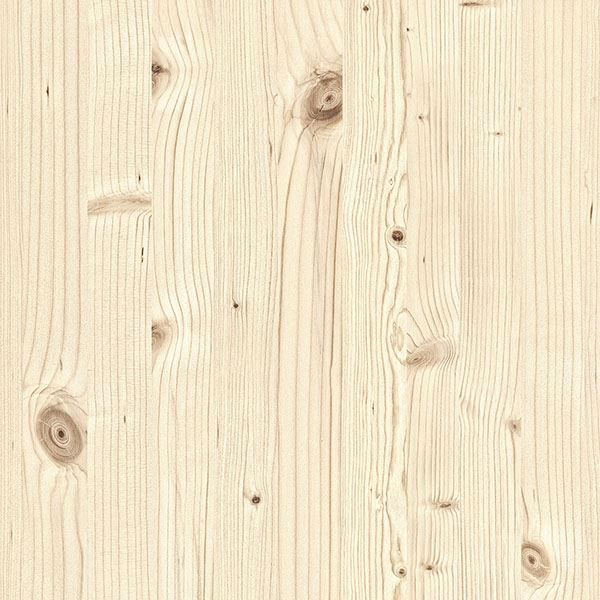 Picture of Uinta Cream Wooden Planks Wallpaper