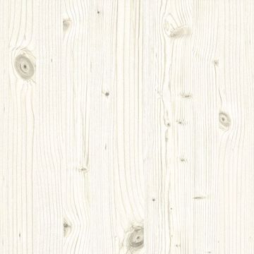 Picture of Uinta White Wooden Planks Wallpaper